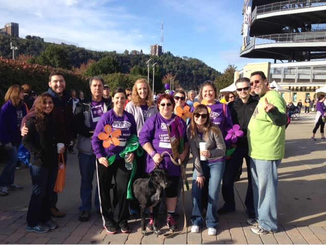 Alz Walk group