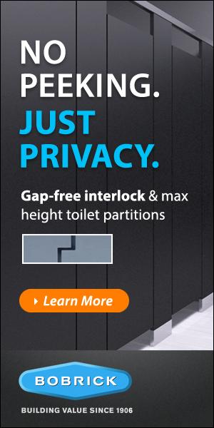 Bobrick Privacy Ad