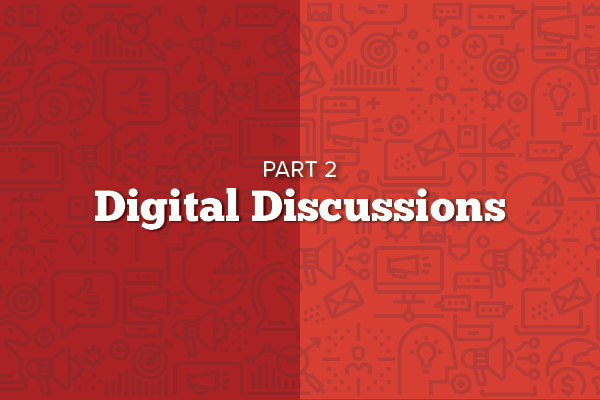 Digital Discussions Part 2